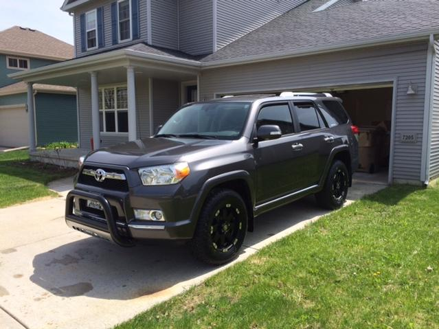 magnetic grey 4runners lets see them page 16 toyota 4runner forum largest 4runner forum. Black Bedroom Furniture Sets. Home Design Ideas