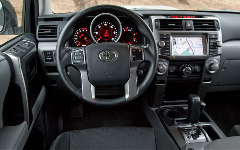 anyone having touch screen problems? - Toyota 4Runner Forum