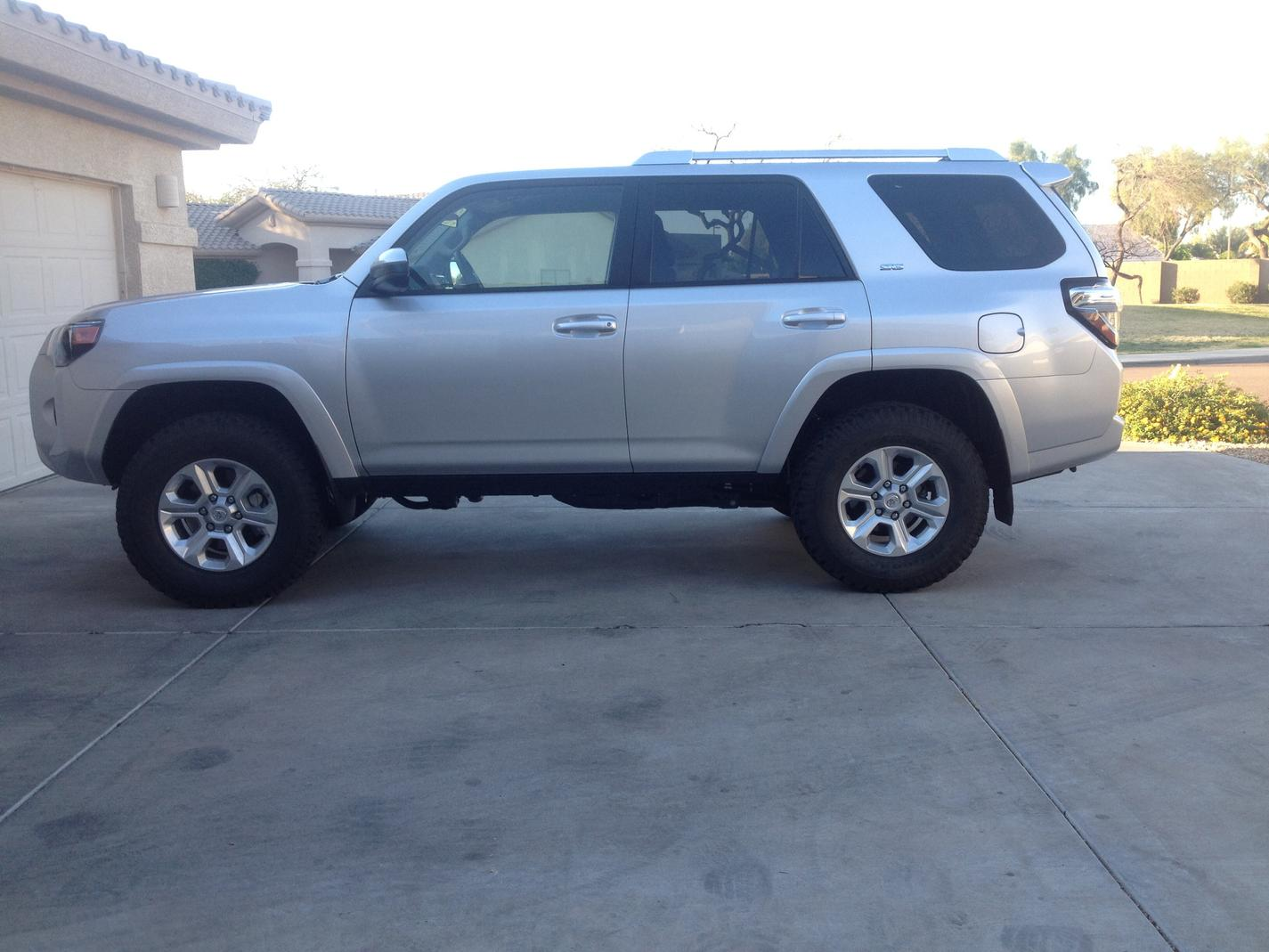 Toyota 4runner Forum Largest 4runner Forum View Single Post 275 70 17 Picture Request