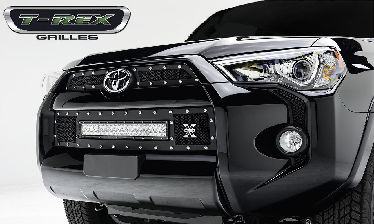 2014 T Rex Grilles Toyota 4runner Forum Largest 4runner Forum