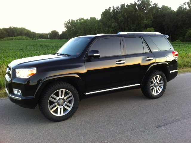 20 Inch Wheels On Limited Page 28 Toyota 4runner Forum