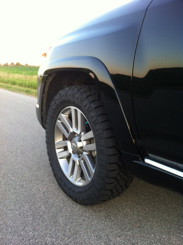 Duratrac 275 55 20s and 275 60 20s - Toyota 4Runner Forum ...