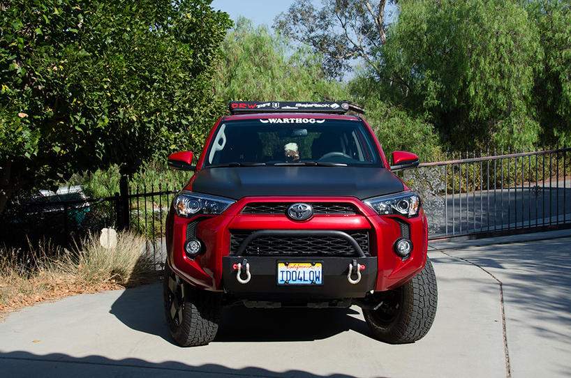 Southern Style Speed Slimline Hybrid Series Bumper For The