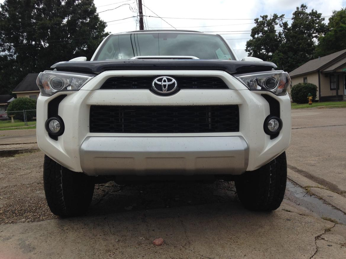 Bug Deflector - Toyota 4Runner Forum - Largest 4Runner Forum