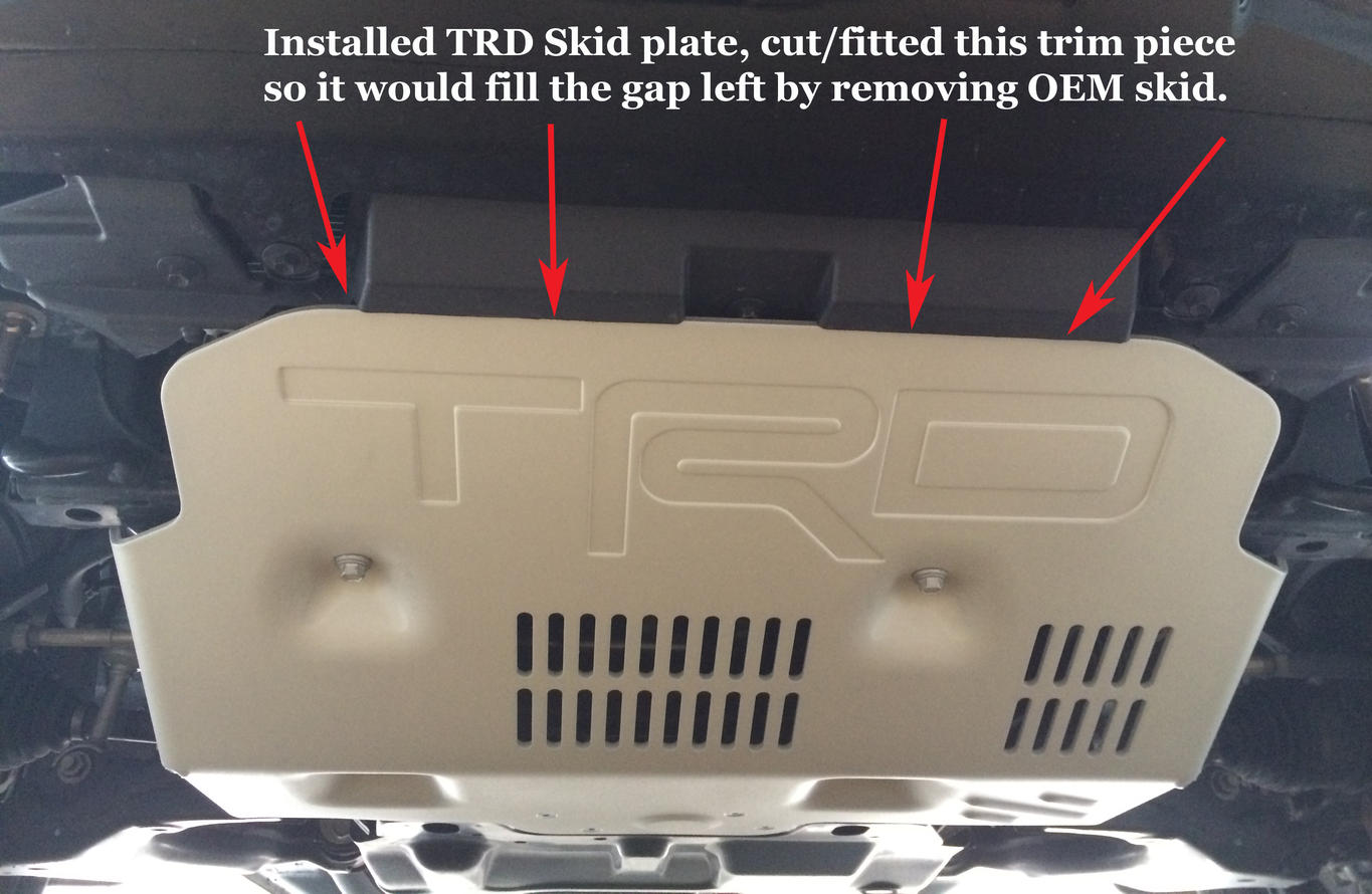 TRD Pro parts - Page 8 - Toyota 4Runner Forum - Largest 4Runner Forum