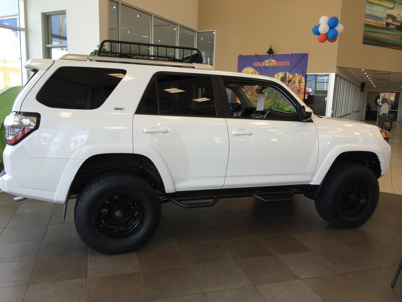 Post Your 5th Gen Super White T4r Photo Page 6 Toyota 4runner Forum Largest 4runner Forum