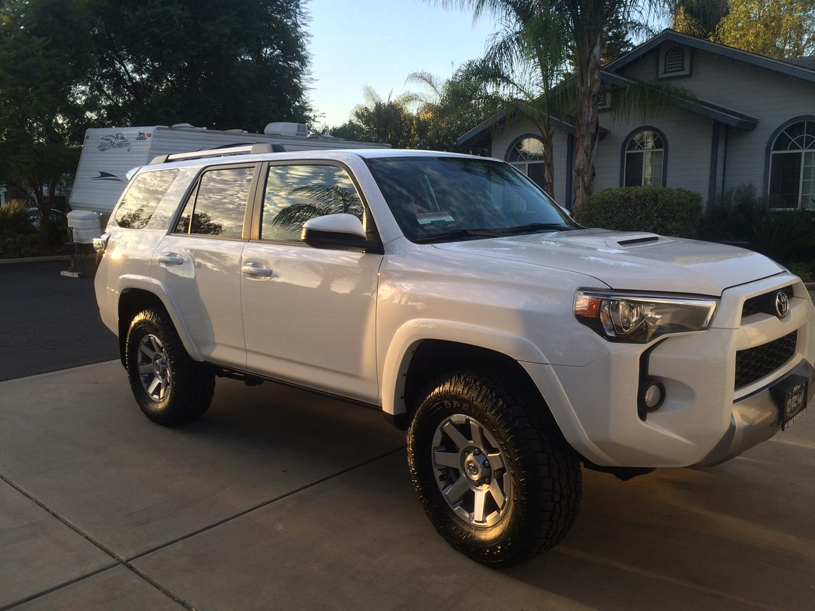 2014 Trail W 5100s And 285s Toyota 4runner Forum