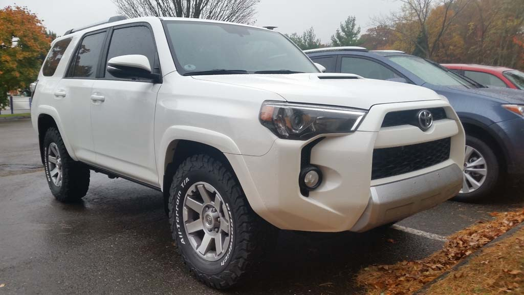 New Bf Ko2 S Mounted At Last Page 2 Toyota 4runner