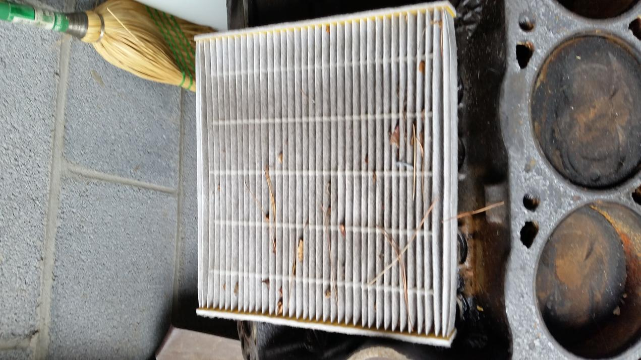 Dont Neglect Your Cabin Air Filter Page 3 Toyota 4runner Forum 2000 Attached Filter1 1421 Kb
