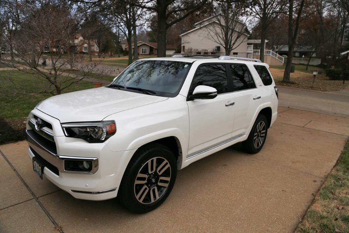 Picked Up The New 2015 Limited Yesterday Toyota 4runner Forum Largest 4runner Forum