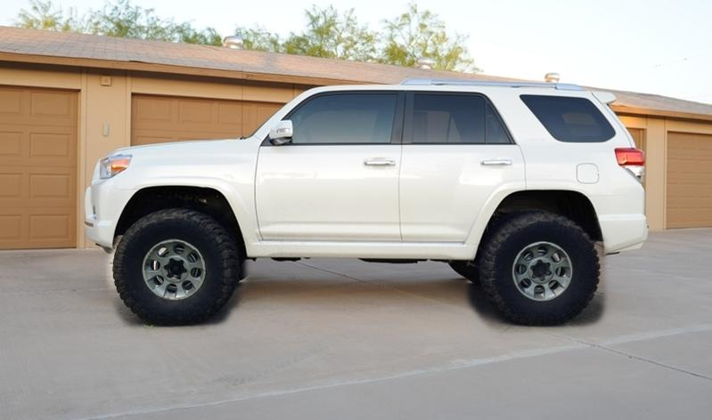 Bushwacker Made Fenders For The 5th Gen Page 5