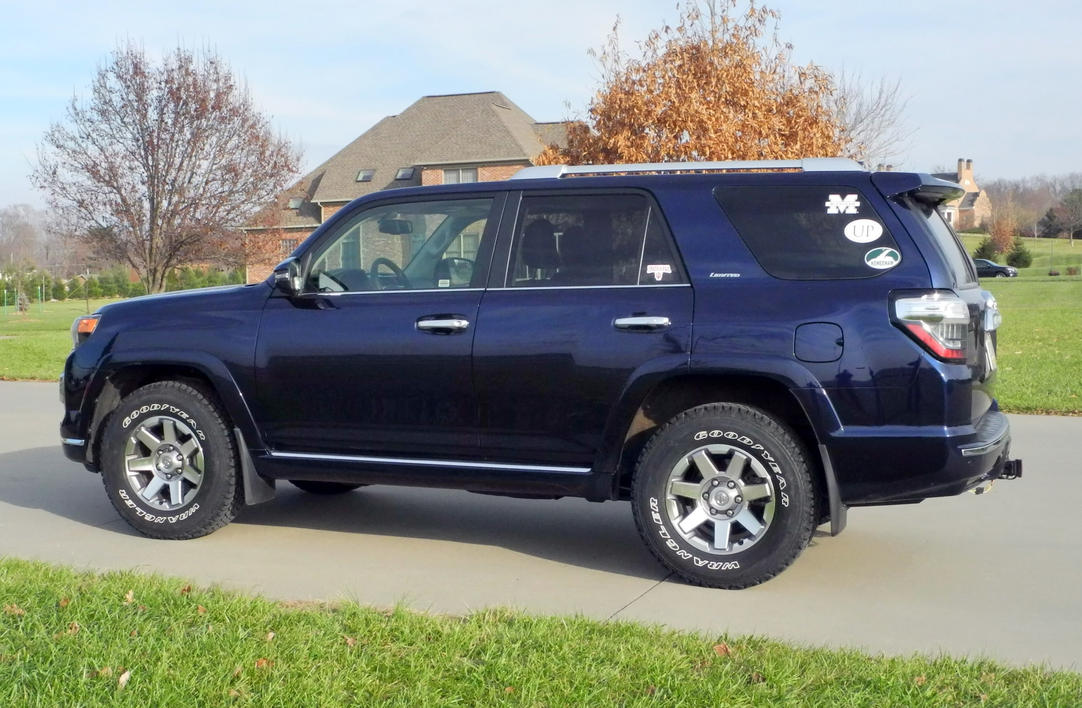 tire theory for the limited model toyota 4runner forum largest 4runner forum. Black Bedroom Furniture Sets. Home Design Ideas