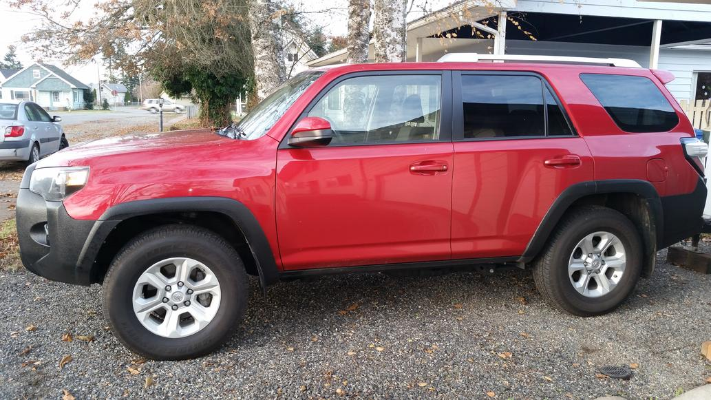 Line X Bumpers And Fenders Toyota 4runner Forum