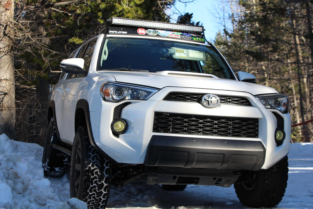 Toyota 4 Runner Forum ... Stealth Rack - Page 2 - Toyota 4Runner Forum - Largest 4Runner Forum