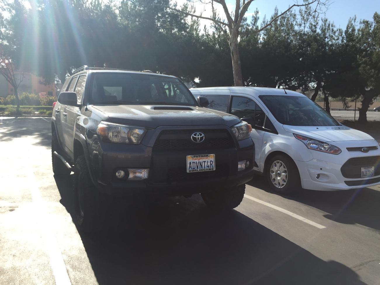Custom Vanity License Plates Toyota 4runner Forum Largest 4runner Forum