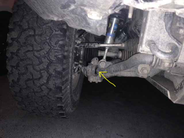 front end clunk - Page 2 - Toyota 4Runner Forum - Largest