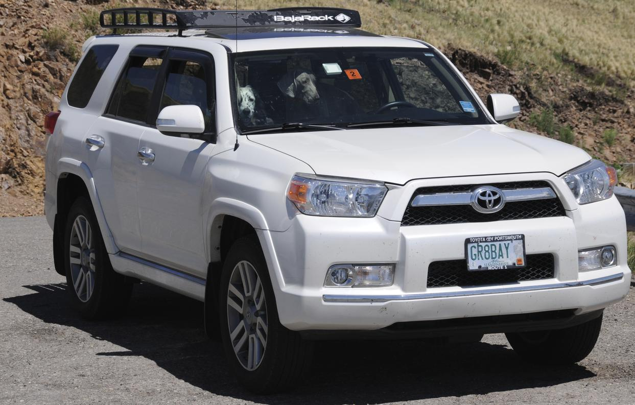 Trd Pro Roof Cross Bars Dsc 0938 Jpg