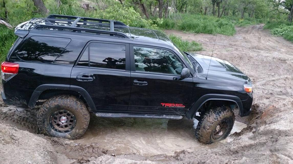 16 Inch Wheels Toyota 4runner Forum Largest 4runner Forum