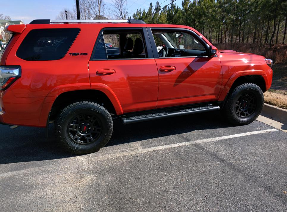 2015 Trd Pro 4 Runner Running Boards Html Autos Post