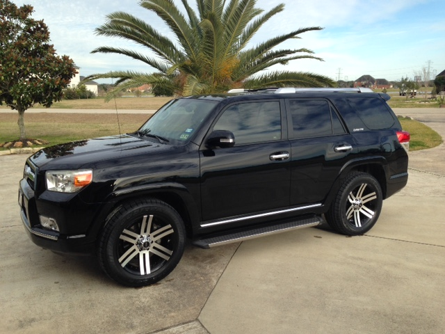 20 limited tire recommendations page 3 toyota 4runner. Black Bedroom Furniture Sets. Home Design Ideas
