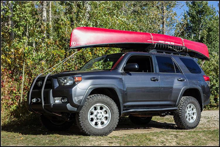 Canoe Setup Page 2 Toyota 4runner Forum Largest