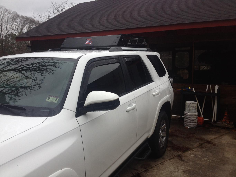 Weathertech Side Window Deflectors Toyota 4runner Forum