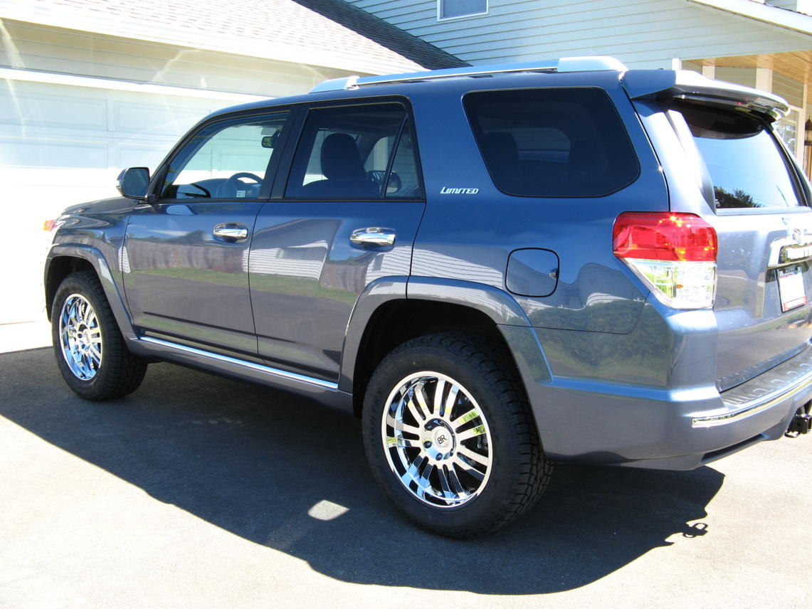 20 inch wheels on limited page 32 toyota 4runner forum. Black Bedroom Furniture Sets. Home Design Ideas