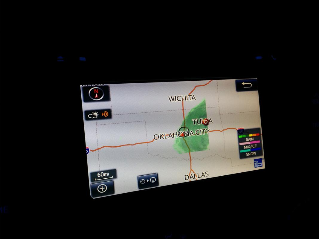 attached img . weather map not fully loading   entune  toyota runner forum