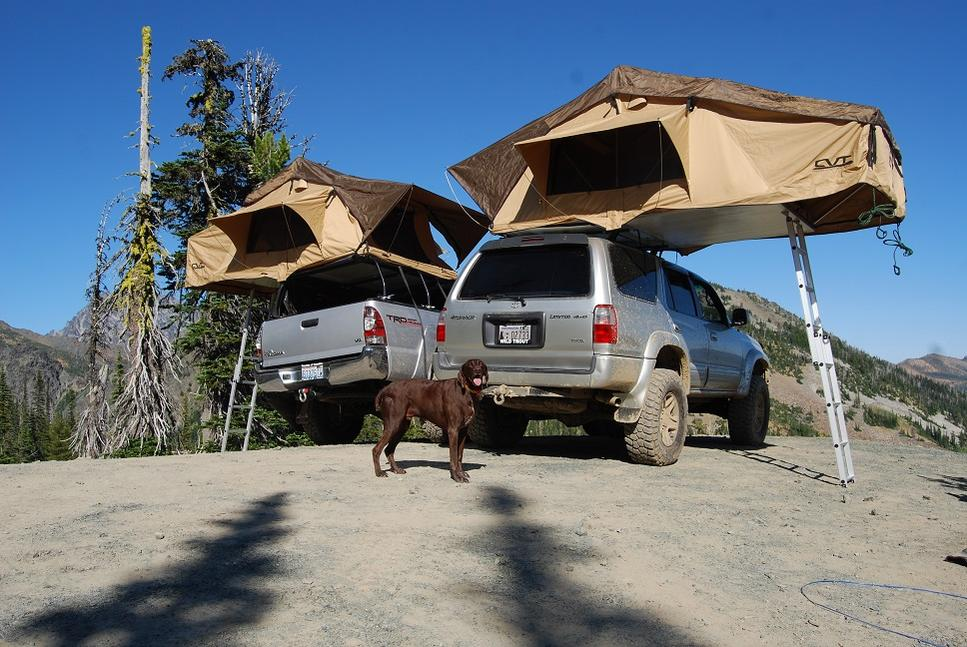 CVT Roof Top Tent *Group Buy* Winter 2015 - Toyota 4Runner Forum - Largest 4Runner Forum & CVT Roof Top Tent *Group Buy* Winter 2015 - Toyota 4Runner Forum ...