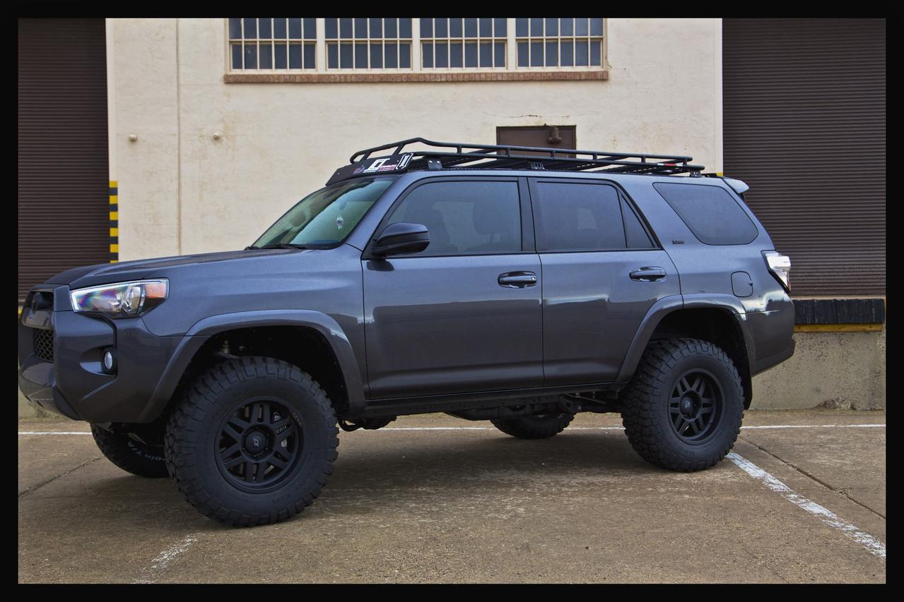 best looking black wheels  2010 4runner - page 8