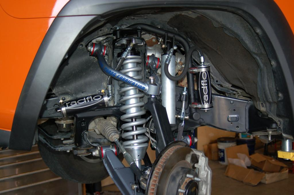 Long Travel Rear with KDSS Issue - Page 3 - Toyota 4Runner