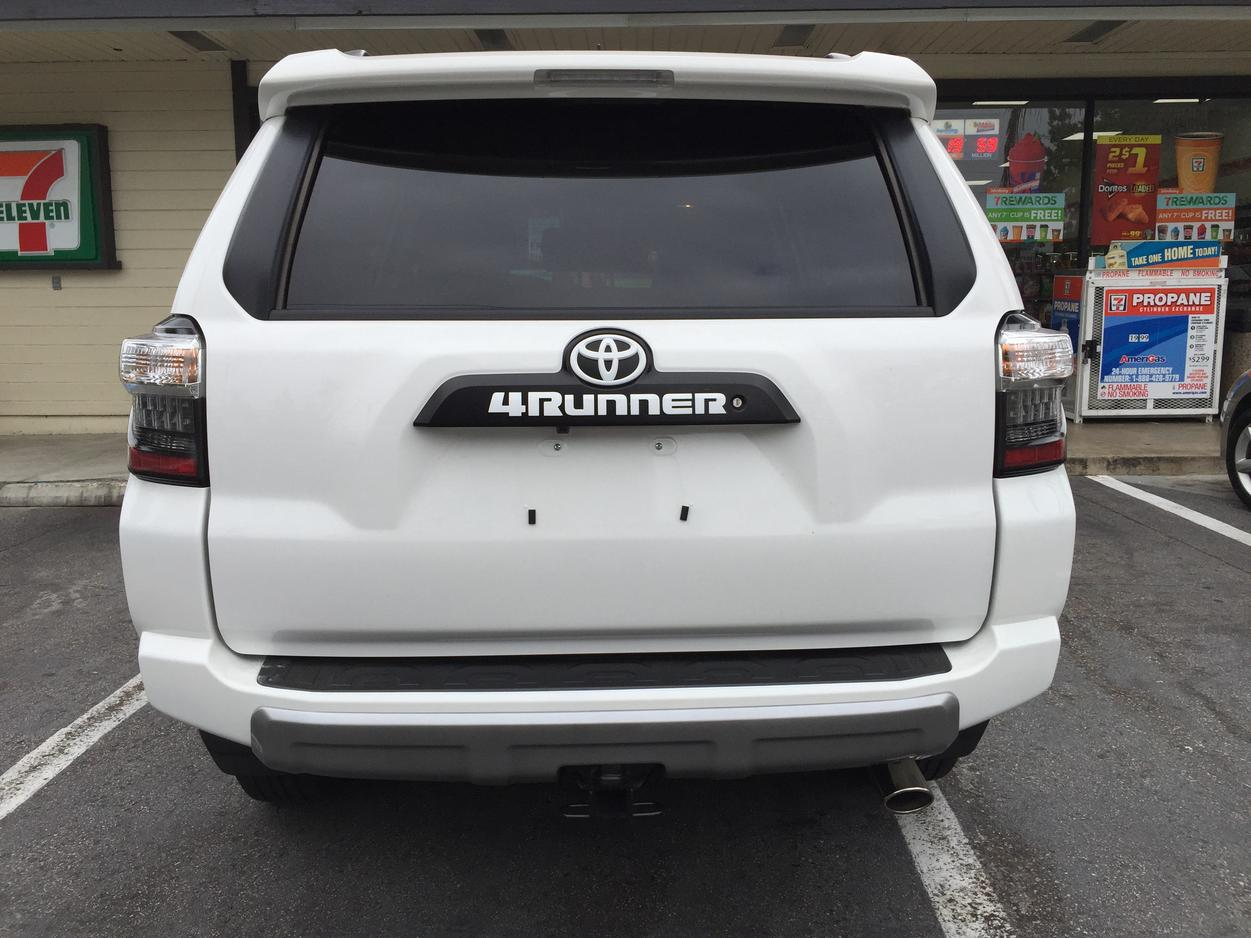 5th Gen T4r Picture Gallery Page 257 Toyota 4runner