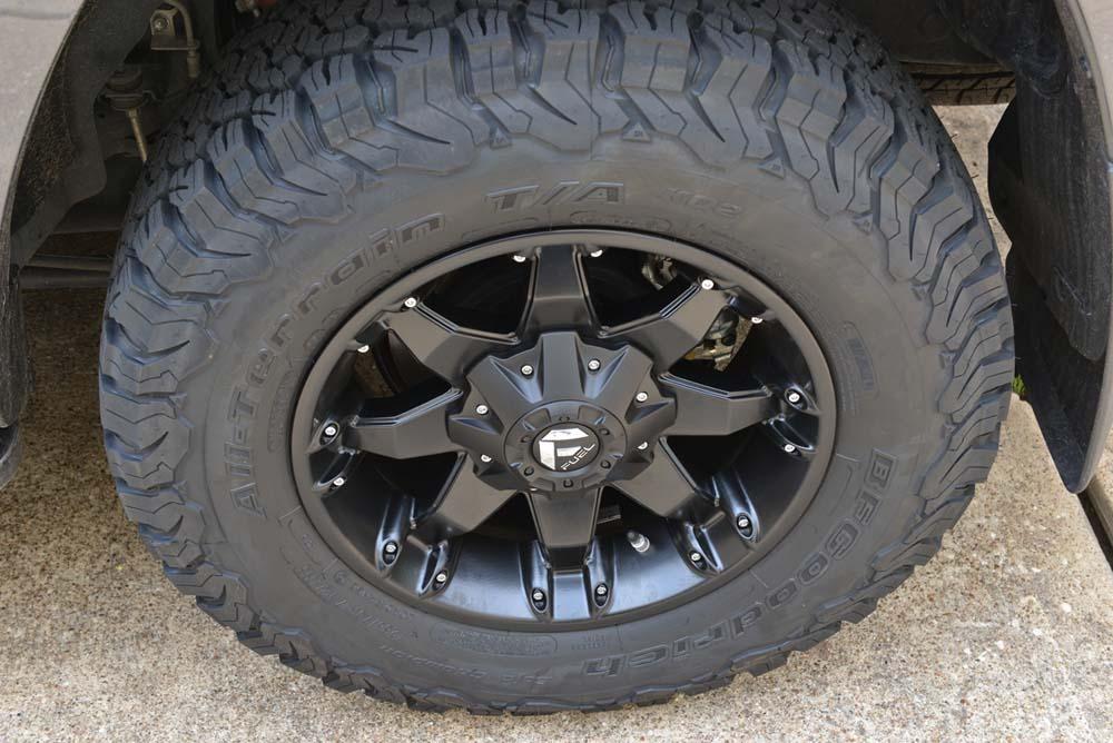 Bfgoodrich Tires Ko2 On Tacoma.html | Autos Post