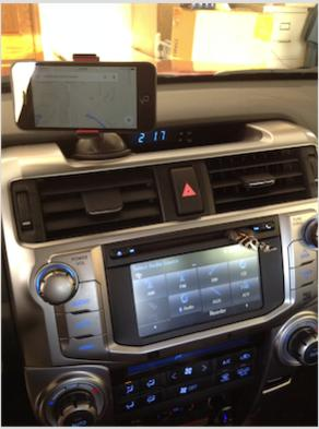 4Runner Trd Pro >> Recommendation for iphone mount - Toyota 4Runner Forum - Largest 4Runner Forum