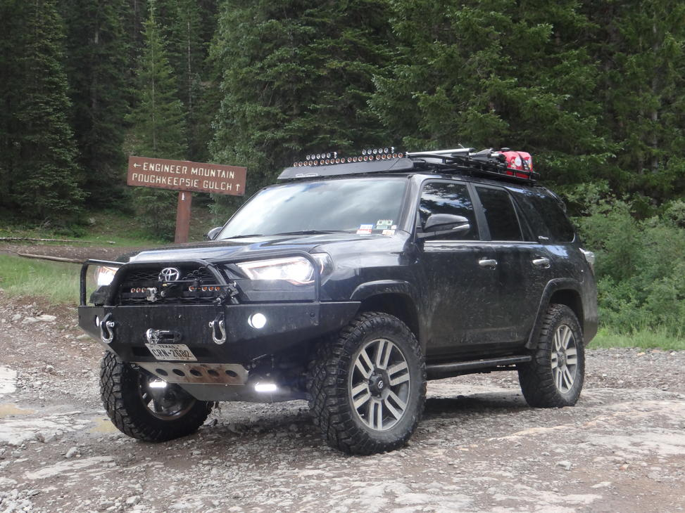 2014 4 runner trail largest tires to fit autos post. Black Bedroom Furniture Sets. Home Design Ideas