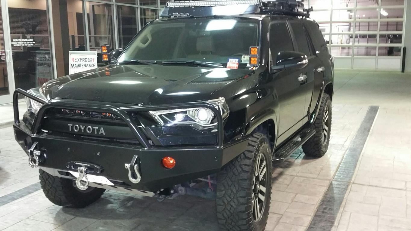 Third Row Seats In Trail Trd Pro Page 2 Toyota 4runner Forum