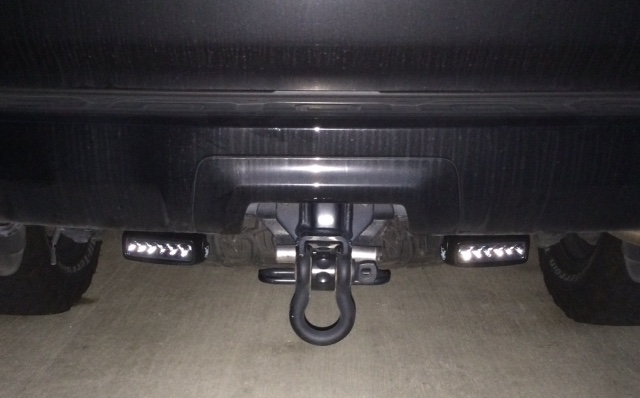 Also An Idea Here How To Use Existing Trailer Circuit Run Your Back Up Lights Warn Backup