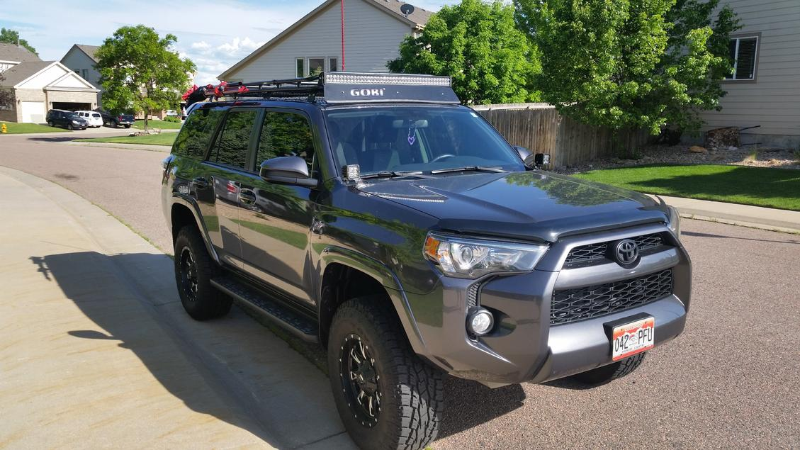 Toyota Land Cruiser Colorado Mats >> What did you do to/in your 5th Gen today?! - Page 596 - Toyota 4Runner Forum - Largest 4Runner Forum