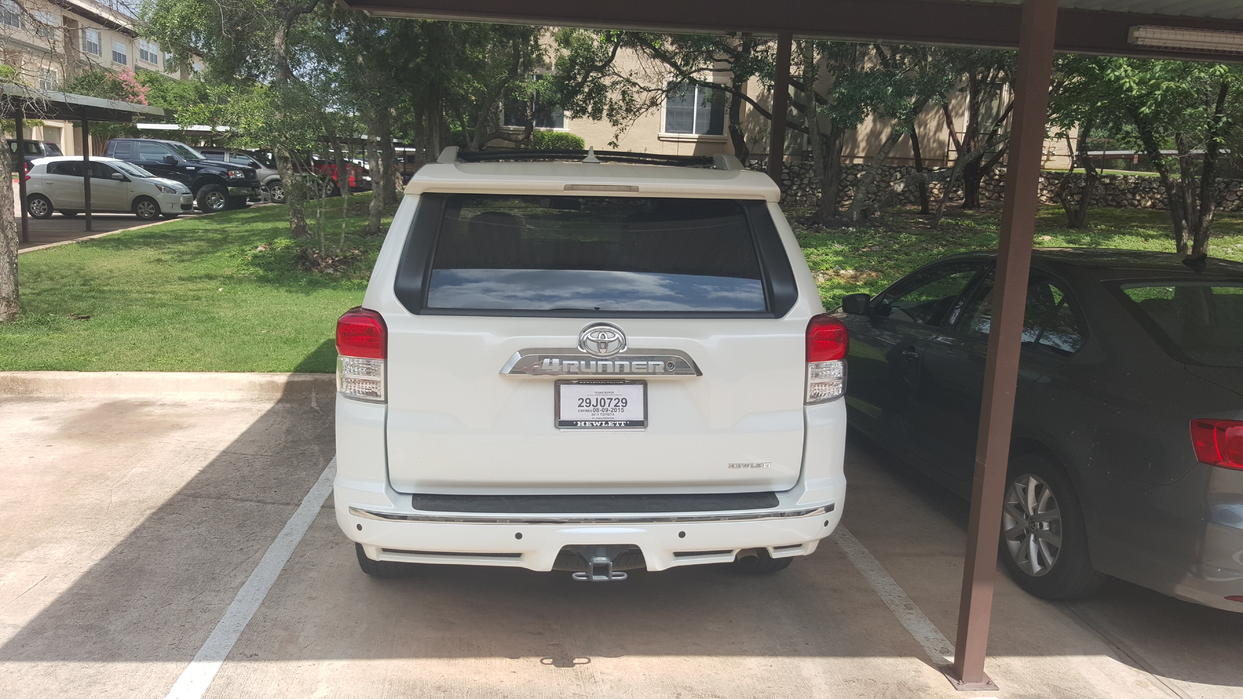 2014 Led Tail Lights Page 16 Toyota 4runner Forum