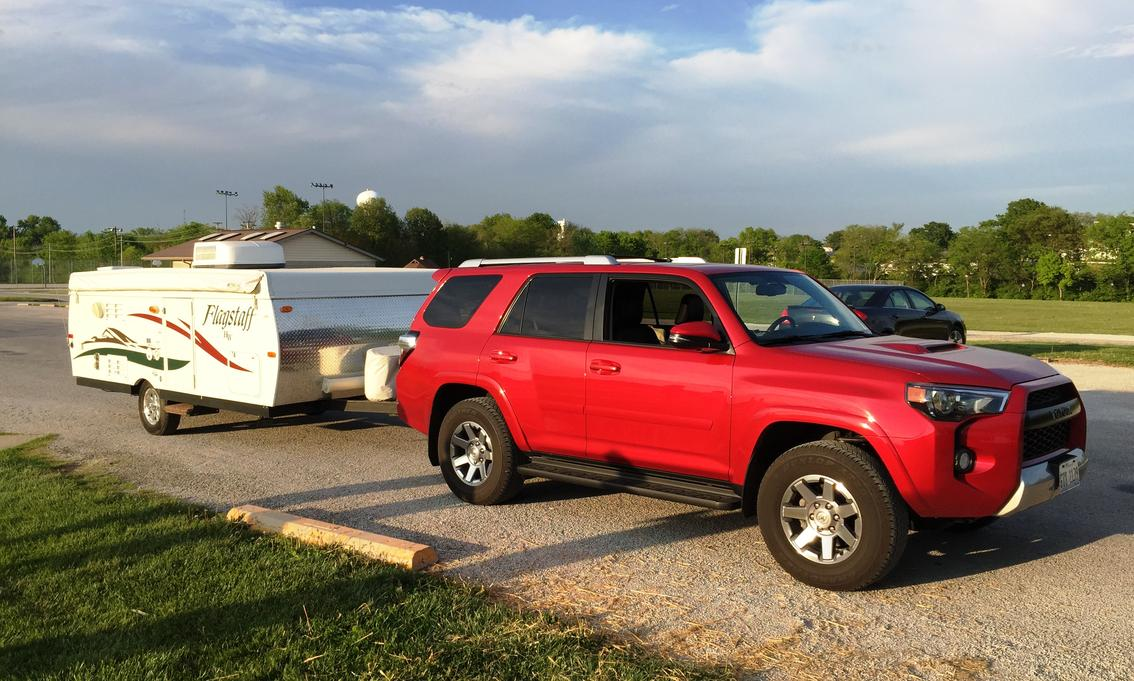 Towing Pop Up Camper 4 0l V6 Toyota 4runner Forum