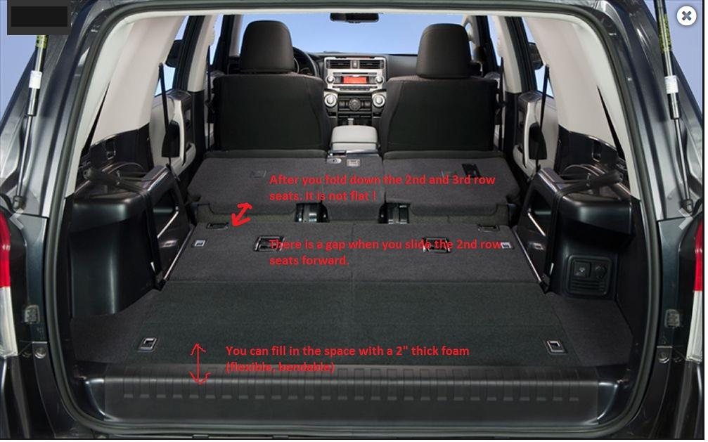 Mattress In Suv 2017 2018 2019 Ford Price Release