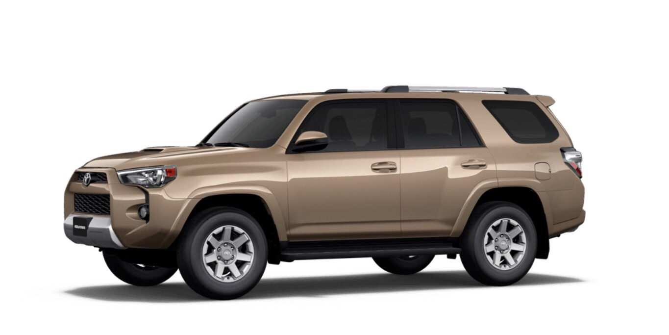 2016 trd pro - Page 3 - Toyota 4Runner Forum - Largest ...