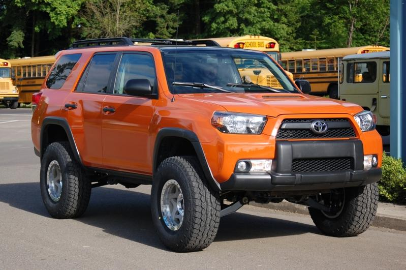35inch Tires Page 2 Toyota 4runner Forum Largest
