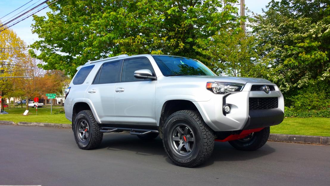 Toyota Walnut Creek >> Cooper Discoverer AT3 285/70/17....Anyone? - Page 2 - Toyota 4Runner Forum - Largest 4Runner Forum