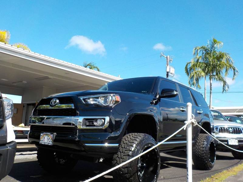 Any 2014 2015 4runner Limiteds Lifted Post Pics Toyota