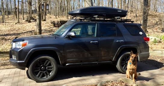Magnetic Grey 4Runners! Lets see them! - Page 33 - Toyota 4Runner Forum - Largest 4Runner Forum