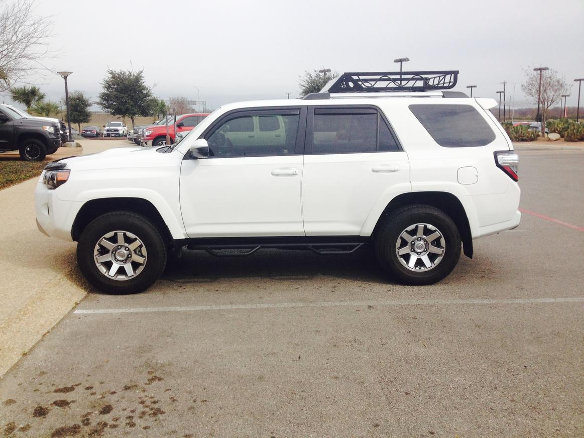1 Quot Or 1 5 Quot Front Only For Leveling Toyota 4runner Forum