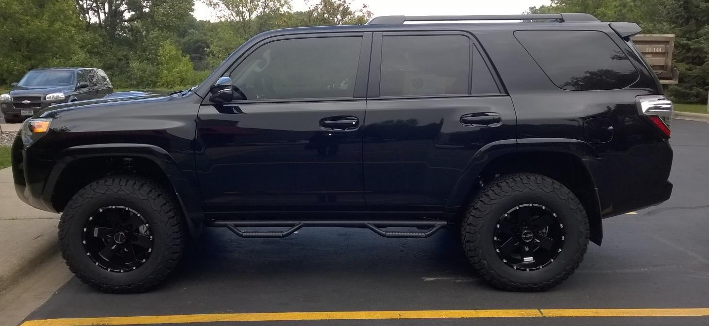 Diesel S Tep Attitude Black Build Thread Page 2 Toyota 4runner Forum Largest 4runner Forum