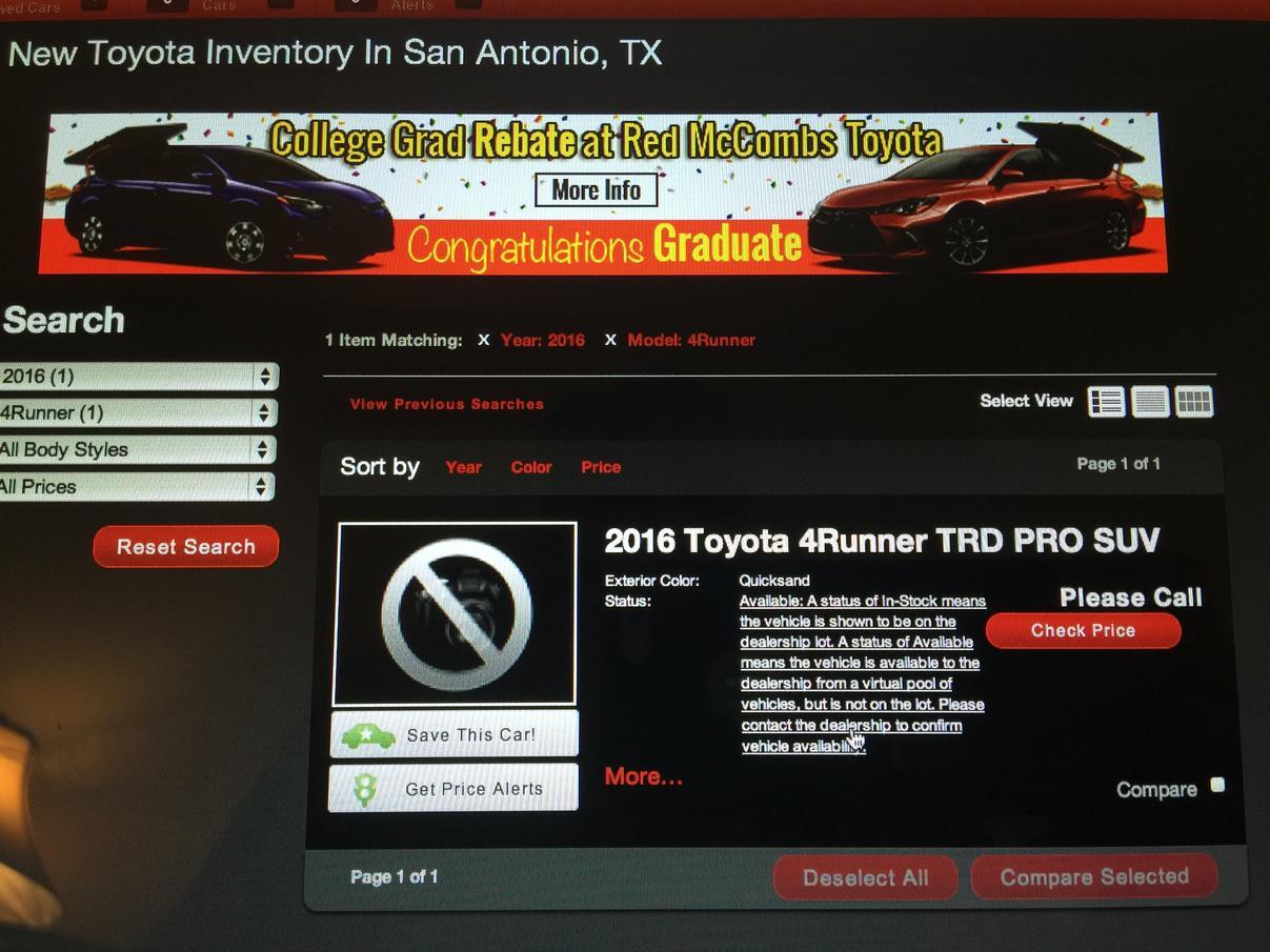 2016 trd pro - Page 6 - Toyota 4Runner Forum - Largest 4Runner Forum