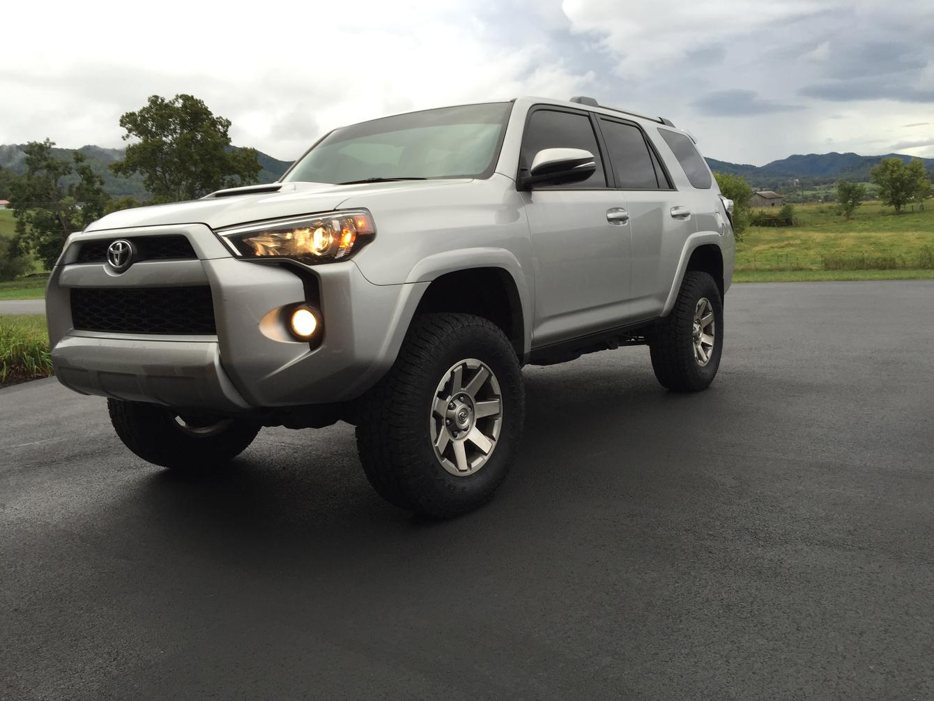 Toyota Toytec 3 Level Kit Selling Stock Wheels And Tires Toyota 4runner Forum Largest 4runner Forum